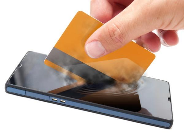 Вбанкоматах «Альфа-банка» внедрены NFC-сервисы
